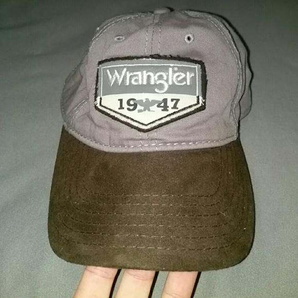 0bc53d5fb Vintage Wrangler Hat